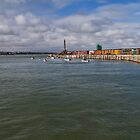 Margate Harbour by Country  Pursuits