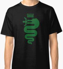 Alfa Romeo biscione (green) Classic T-Shirt