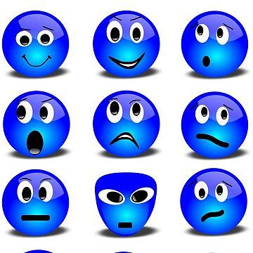 Funny emoticon by RodVentura