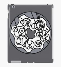 Big Ball of Wibbly Wobbly Timey Wimey Stuff iPad Case/Skin
