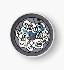Big Ball of Wibbly Wobbly Timey Wimey Stuff Clock