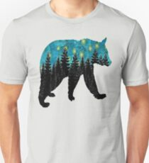 Evening with Fireflies Unisex T-Shirt