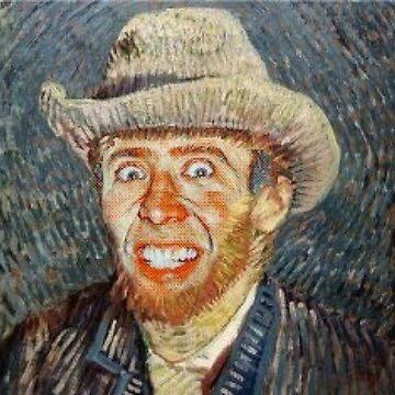 Vincent Van Cage by Cagemasterpiece