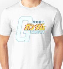 Gundam Title Logo T-Shirt