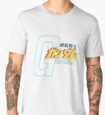 Gundam Title Logo Men's Premium T-Shirt