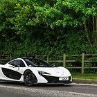 McLaren P1 by Rico Liu