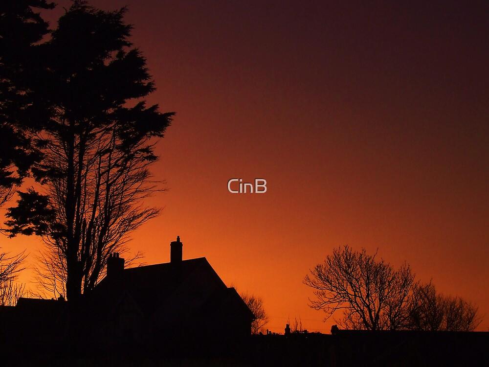 No Place Like Home by CinB