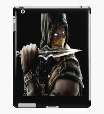Scorpion Mortal Kombat X iPad Case/Skin