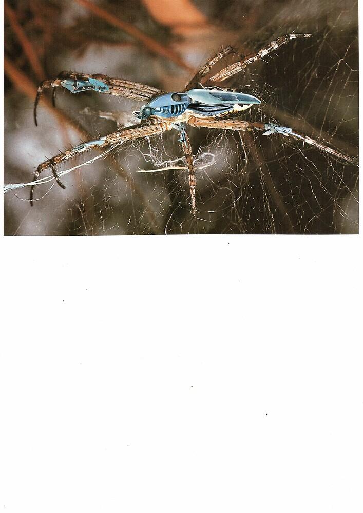 Arachnoidz 4 by atomikboy