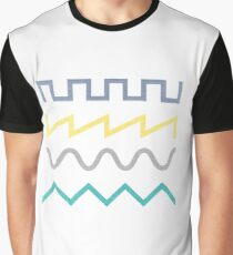 Waveform Graphic T-Shirt
