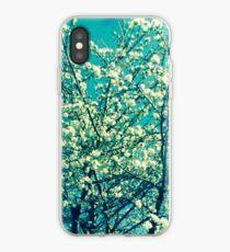 Cherry blossom 3 iPhone Case