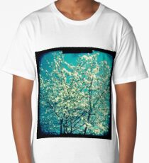 Cherry blossom 3 Long T-Shirt