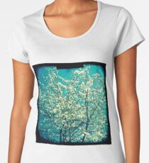 Cherry blossom 3 Women's Premium T-Shirt