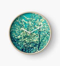 Cherry blossom 3 Clock