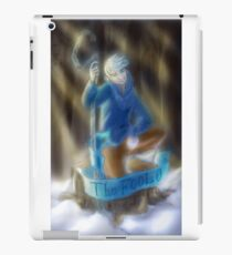 ROTG Tarot: The fool iPad Case/Skin