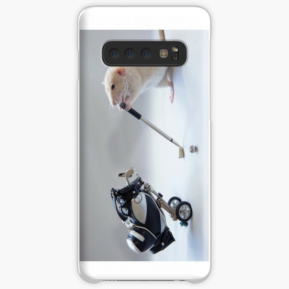 I love golf! Case & Skin for Samsung Galaxy