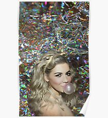 Marina - Holographic Poster