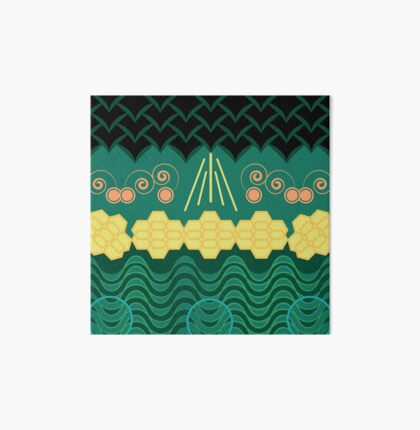 Rainforest HARMONY pattern Art Board