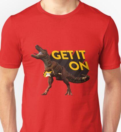 T REX GET IT ON ROCK T-Shirt