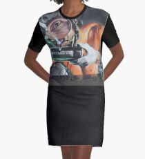 Graffiti Gifts Graphic T-Shirt Dress