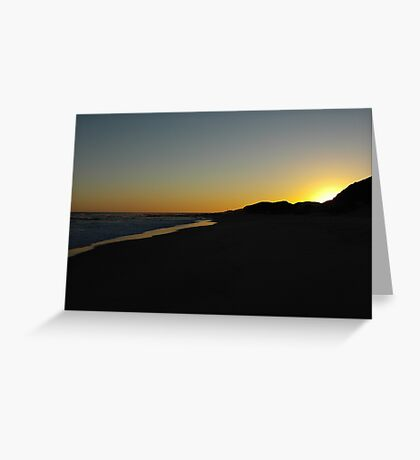 Croajingolong National Park Greeting Card