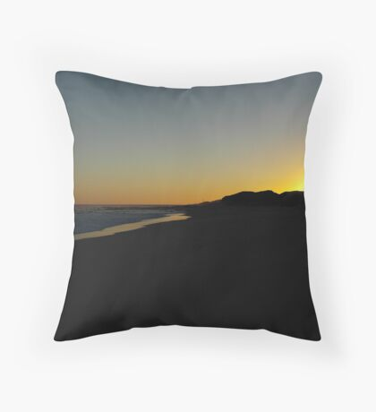 Croajingolong National Park Throw Pillow
