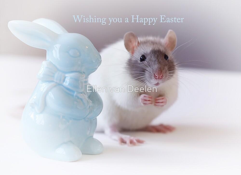 Happy Easter! by Ellen van Deelen