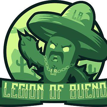 Legion Of Bueno - Sun by jyles