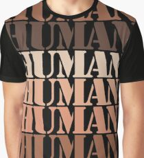 We are all human Graphic T-Shirt