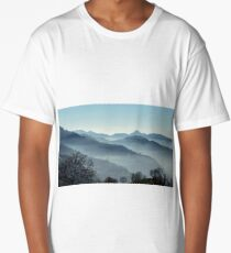 Spring is coming in the valley Long T-Shirt