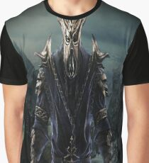 Skyrim Miraak Graphic T-Shirt