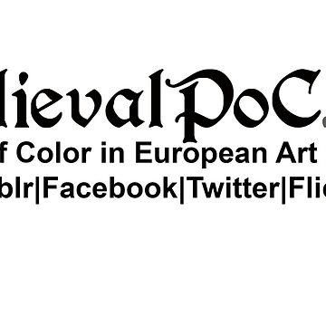 Medievalpoc Logo  by medievalpoc