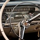 1958 Cadillac Dash by dlhedberg