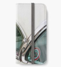 1958 Cadillac  iPhone Wallet/Case/Skin