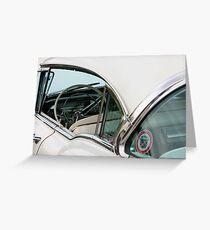 1958 Cadillac  Greeting Card
