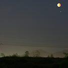 Red Moon Rising by Deon de Waal