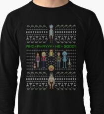 Rick and Morty Family Portrait Lightweight Sweatshirt