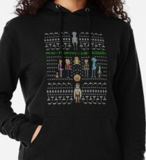 Rick and Morty Family Portrait Lightweight Hoodie