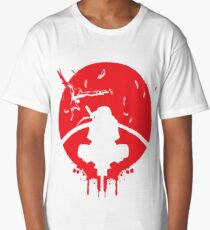 red moon Long T-Shirt
