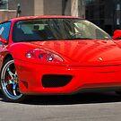 Ferrari Red by dlhedberg