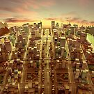 3D City model of Argentine by Gabriel Quintana  || Worldplaces ||
