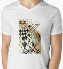 Tremors Mens V-Neck T-Shirt