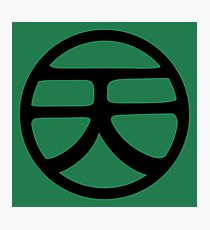 Tenshin-Style Dojo Photographic Print