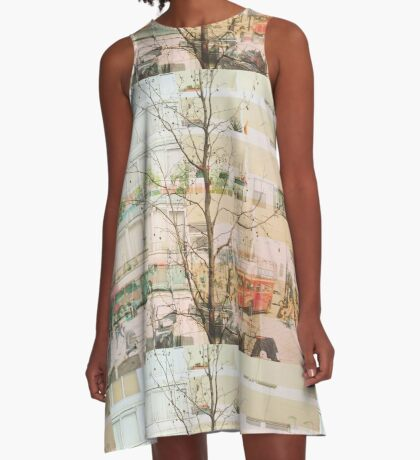 London A-Line Dress