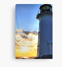 Lighthouse - Peggy Cove Canvas Print