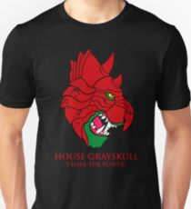 House Grayskull Slim Fit T-Shirt