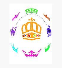 crown Photographic Print