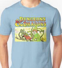 Dungeons & Dragons Cartoon  Unisex T-Shirt