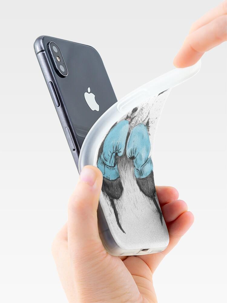 Alternative Ansicht von der Gewinner iPhone-Hülle & Cover