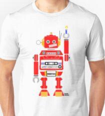 80's Mix Tape Robot - Danny Unisex T-Shirt
